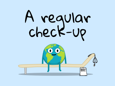 A regular check-up
