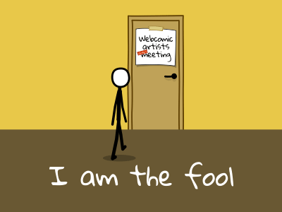 I am the fool