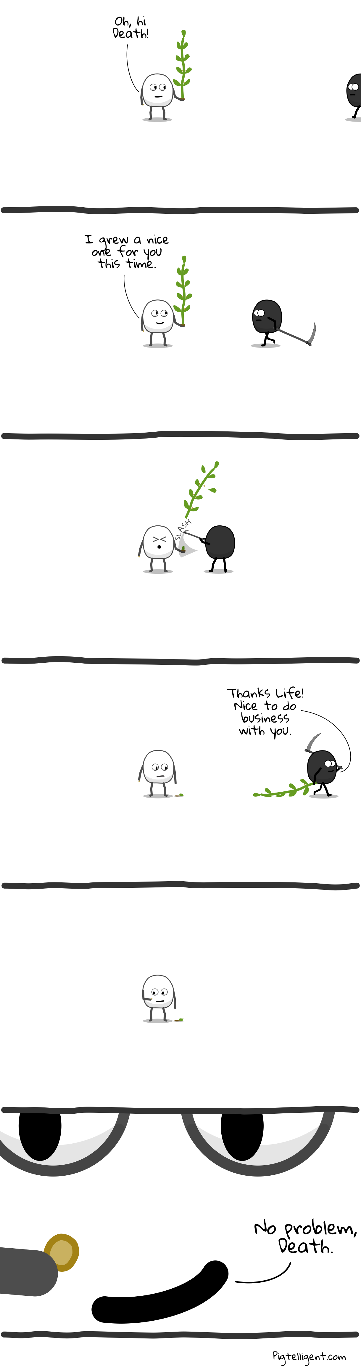 Life and Death part 3