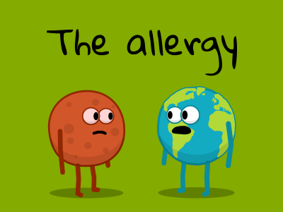 The allergy