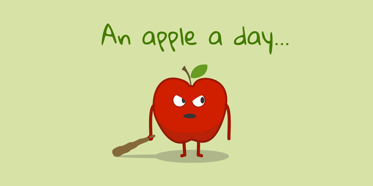 An Apple A Day Pigtelligent
