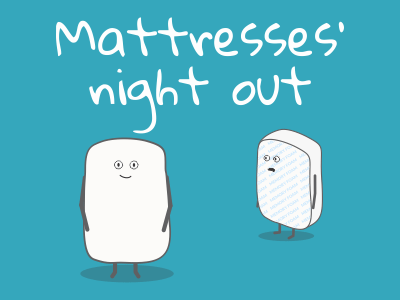 Mattresses' night out
