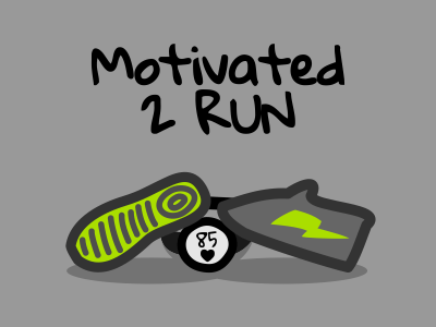 Motivated 2 Run