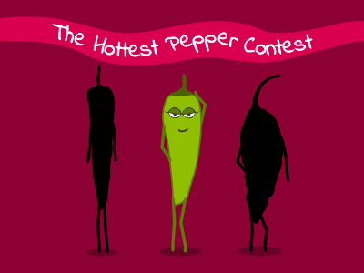 The Hottest Pepper Contest