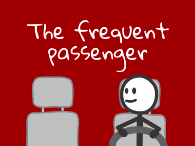 The frequent passenger